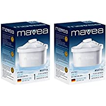 MAVEA 1001495 Maxtra Replacement Filter for MAVEA Water Filtration Pitcher, 2-Pack