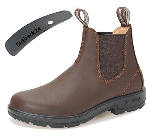 Chelsea Schuhlöffel Chestnut Outdoor Unisex Jim Boots Boomba E0ff1w