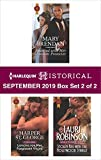Harlequin Historical September 2019 - Box Set 2 of 2