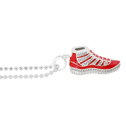 lil wayne shoes red - 4