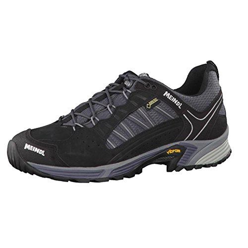Meindl Schuhe SX 1.1 GTX Men - Schwarz/Rot 44
