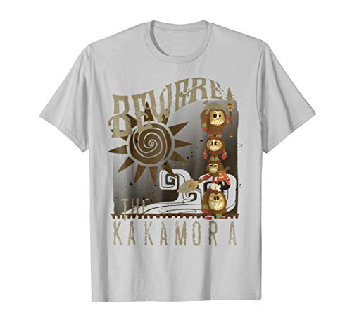 Disney Moana Beware of the Kakamora Graphic T-Shirt