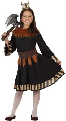 Atosa-23370 Disfraz Vikinga, color marrón, 5 a 6 años (23370 ...