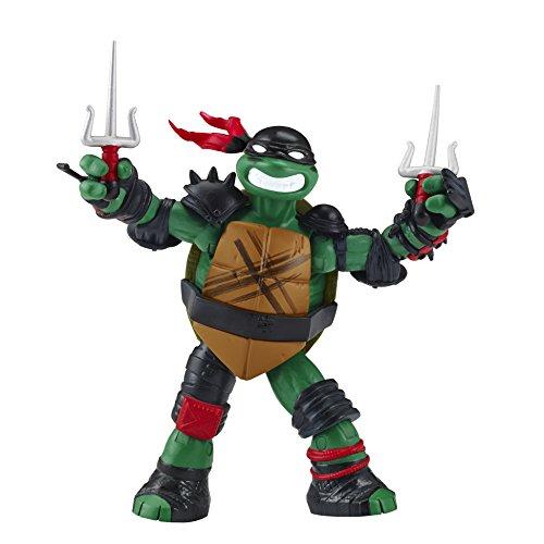 Teenage Mutant Ninja Turtles Super Ninja Raphael Action Figure (Ninja Turtle Sai)