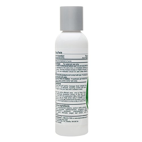 for teens cleanser Facial