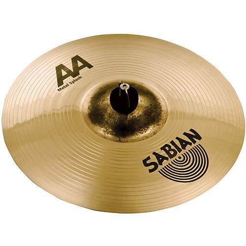 AA Metal Splash Cymbal