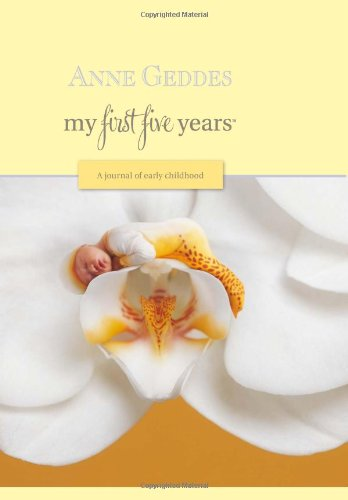My First Five Years: A Journal of Early Childhood: Moth Orchid cover pdf epub