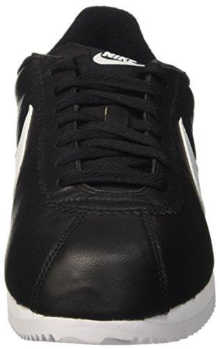 Gris White Black para Cortez Negro Classic de neutral Nike Zapatillas Hombre Grey Blanco Prem Running 7vHPg