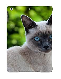 Storydnrmue Ipad Air Well-designed Hard Case Cover Animal Cat Protector For New Year's Gift