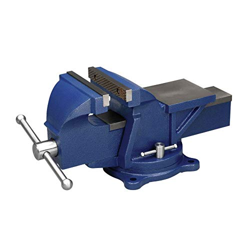 Wilton 11106 Wilton Bench Vise, Jaw Width 6-Inch, Jaw Opening 6-Inch ()