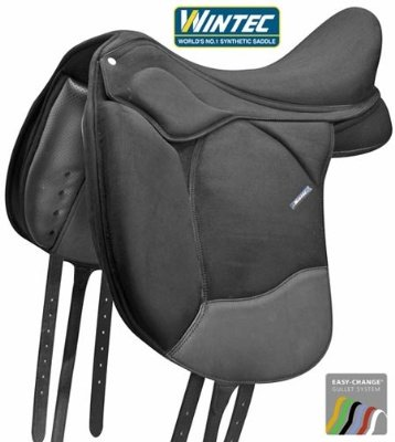 Wintec Pro Dressage Saddle CAIR 18 (Wintec Saddle Dressage)