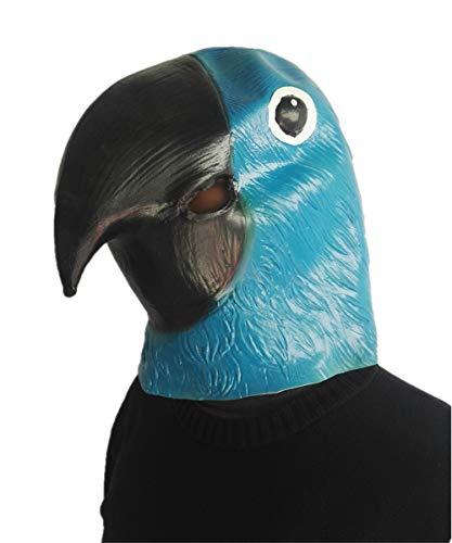 Lepy Bird Mask Parrot mask Novelty Halloween Costume