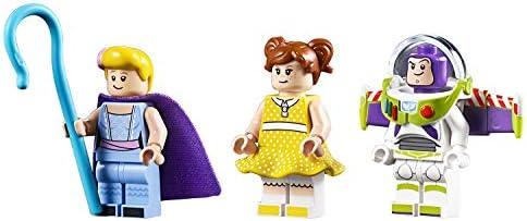 LEGO10768 - Disney Pixar's ToyStory, Buzz& Porzellinchens Spielplatzabenteuer, Bauset