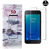 Galaxy J2 Core Screen Protector Tempered Glass, Bear Village Premium Screen Protector, 9H Scratch Resistant Screen Protector Film for Samsung Galaxy J2 Core - 1 Pack