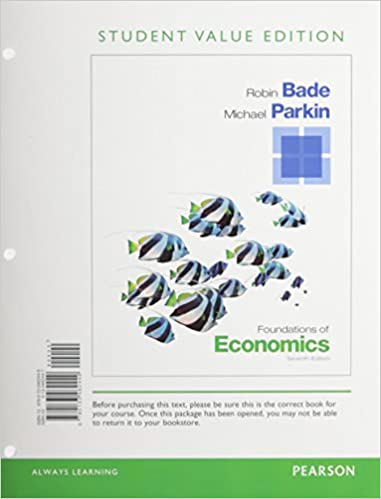 Foundations of economics student value edition plus new myeconlab foundations of economics student value edition plus new myeconlab with pearson etext access card package 7th edition 7th edition fandeluxe Gallery
