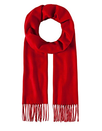 bufanda lana Trend Top s Cachemira y Accesorio Color Seda Fluffy twYpwqP