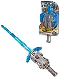 Hasbro Transformers Dark of the Moon Espada - Espada de juguete extensible