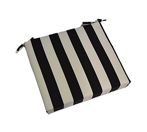 Amazon Com Indoor Outdoor Black And White Stripe Universal 2