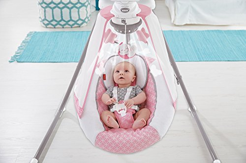 Review Fisher-Price Starlight Cradle 'n