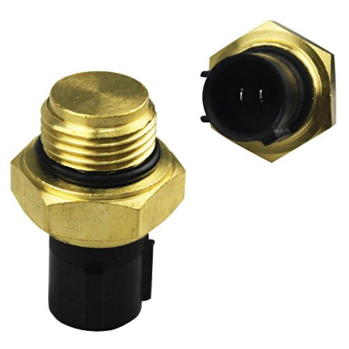 Fan Sensor (TS295 Radiator Coolant Fan Temperature Sensor Switch For Honda Acura 1992-06 Radiator Fan Switch 37760-P00-004 / 37760-P00-003)
