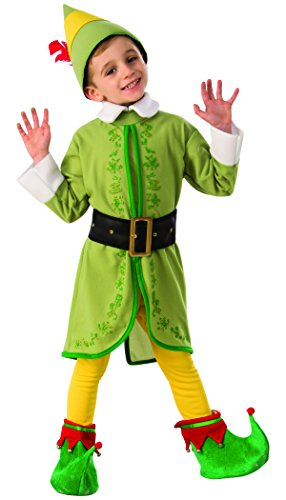 Rubie's Child's Elf Buddy Costume, ()