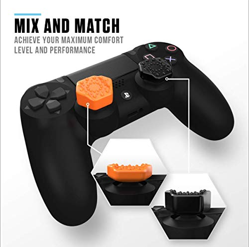 Sliq Gaming PS4 Pro-Hex Thumb Stick Grips – Playstation 4 2