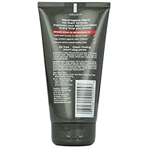 Neutrogena Men Skin Clearing Shave Cream, 5.1 Ounce ( Case of 24 )