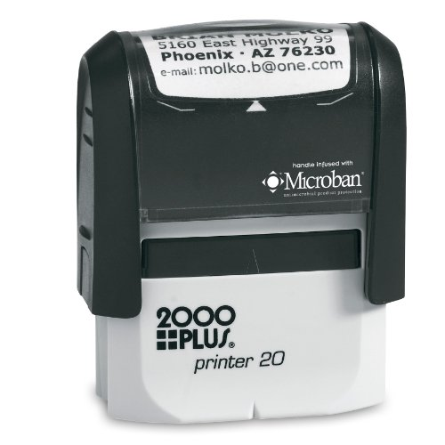 2000 plus stamp refill instructions