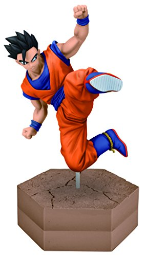 Banpresto Dragon Ball Z 4-Inch Gohan DXF Figure, Fighting Combination Volume 4 ()