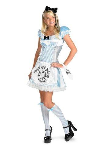 with Alice in Wonderland Costumes design