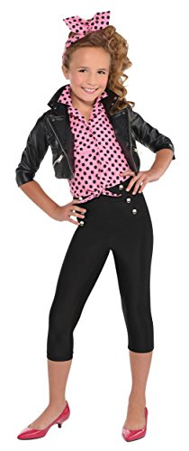 Amscan 846420 Greaser Girl 50S Costume |
