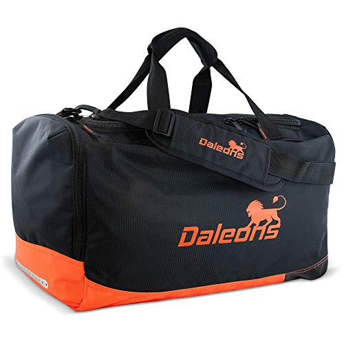 Large Heavy Duty Gym Duffle Bag for Men and Women with Shoe Compartment - Duffel Bag - DALEONS