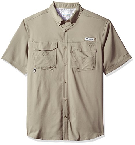 Columbia Men's Blood & Guts III Short Sleeve Woven Shirt