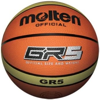 MOLTEN GR5 Balón de Baloncesto para Interiores y Exteriores ...
