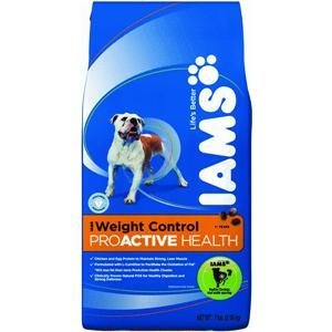 Iams ProActive Health Adult Weight Control Formula Dry Dog Food (Iams Dog Food Weight Control compare prices)
