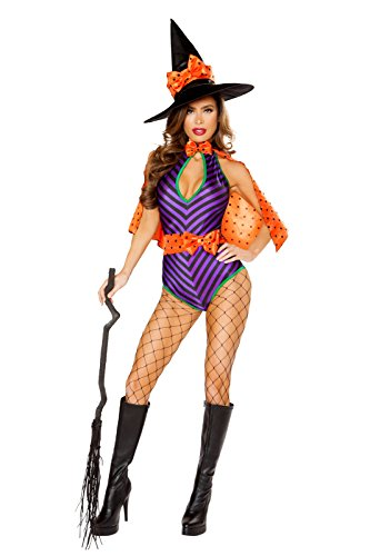 Sweet Sexy Witch (Confidential Society Sexy Sweet Witch Costume)