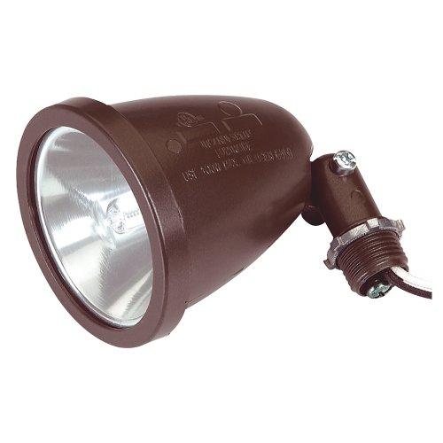 Sigma Electric 14335Br Quartz Halogen Lamp Holder  Bronze