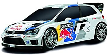 Scalextric 1:32 Scale VW Polo WRC Slot Super Resistant Car by ...