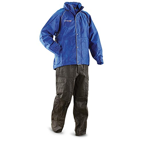 Frogg Toggs T1039113 Mens Tekk Toad Waterproof Rain Suit Large