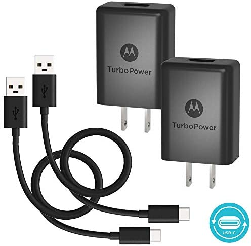 Motorola TurboPower Chargers cables Retail product image