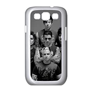 Avenged Sevenfold Samsung Galaxy S3 9 Cell Phone Case White PhoneAccessory LSX_774161