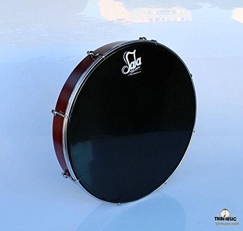 Turkish Professional Bendir Percussion Frame Drum Riqq,Tar, Daf, Def SB-102 by Sala Muzik