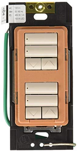 Lutron RRD-HN2RLD-TC Radio Ra2 C.L Hybrid Keypad Dual for sale  Delivered anywhere in USA