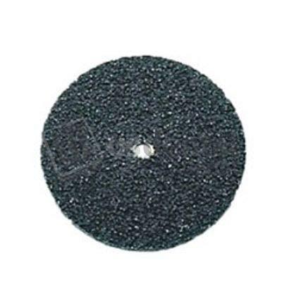 KEYSTONE - Discs 80grit - Coarse - Bx/500-22mm diameter - Silicon Carbide like sandpaper - for finishing gold & porcelain K# 1300140 034-1300140 Us Dental Depot