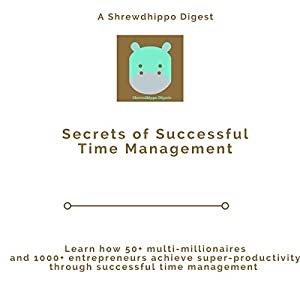 Secrets of Successful Time Management Audiobook
