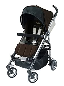 Peg-Perego Si Light Weight Stroller, Java (Discontinued by Manufacturer)