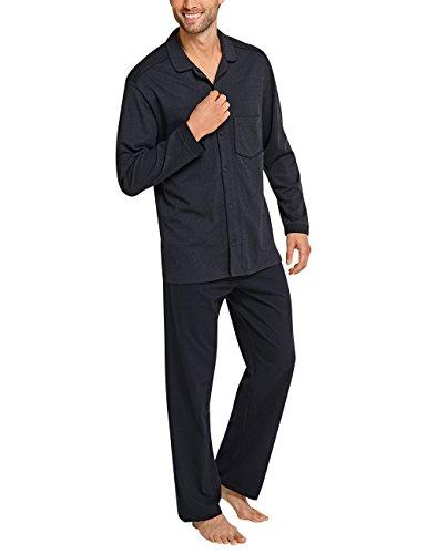 Schiesser-Selected-Premium-Pyjama-Lang-Pigiama-Uomo