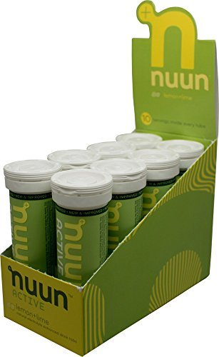 New Nuun Active Hydrating Electrolyte
