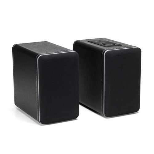 Jamo By Klipsch Speakers   Ds 4   Premium Wireless Bookshelf Speakers Small Black Bookshelf Speakers   New Klipsch Bookshelf Speakers Wireless Bluetooth Speakers  2018 Designer Speakers  Black