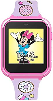 Minnie Mouse Girls Touch-Screen Interactive Smartwatch